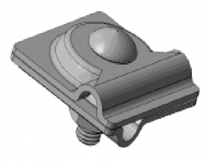 Зажим универсальный Adapt, Adapt D8-10 Cu медный, прут-прут