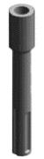 Ударная насадка для вибромолота BZ SDS (резьбовая) оцинкованная