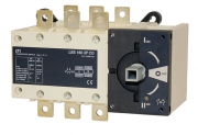 Переключатель нагрузки LBS 160A 3p CO (без рукоятки)