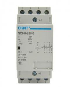 Модульный контактор NCH8-25/40 230В AC 4NO