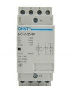 Модульный контактор NCH8-25/22 230В AC 2NO+2NC