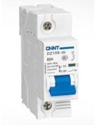 Автоматический выключатель DZ158-125 6kA 1P 125A C