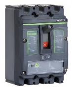 Корпусной автоматический выключатель Ex9M1S 100 А 3P