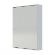 Щиток настенный MFS4 96W, дверь сплошная 96mod (4x24), IP40