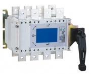 Перекидной рубильник NH40-1000/3CS 1000А 3р I-0-II