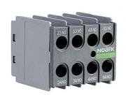 Вспомогательный контакт AX4122 для миниконтакторов Ex9CS 2НО+2НЗ