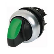 Переключатель поворотный 3-позиционный с фиксацией зеленый Ex9P1 S3 g