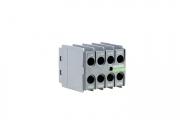 Вспомогательный контакт AX4222 для контакторов Ex9C 2НО+2НЗ
