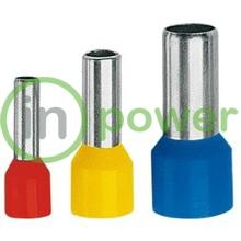Втулочный наконечник тип HI 1/8 с изоляцией (500шт.)