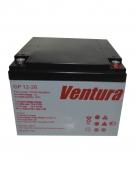 Аккумуляторная батарея Ventura GP 12-26 (12В, 26Ач) свинцово-кислотная