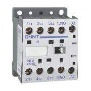 Миниконтактор NC6-0604 6А, 230В АС, 4р