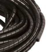 Спиральный шланг тип WSN/S (черный)